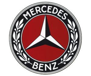 Vintage Mercedes Automobilia Sale